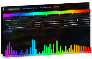 RGBeat UI