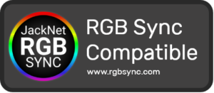 Compatible with JackNet RGB Sync